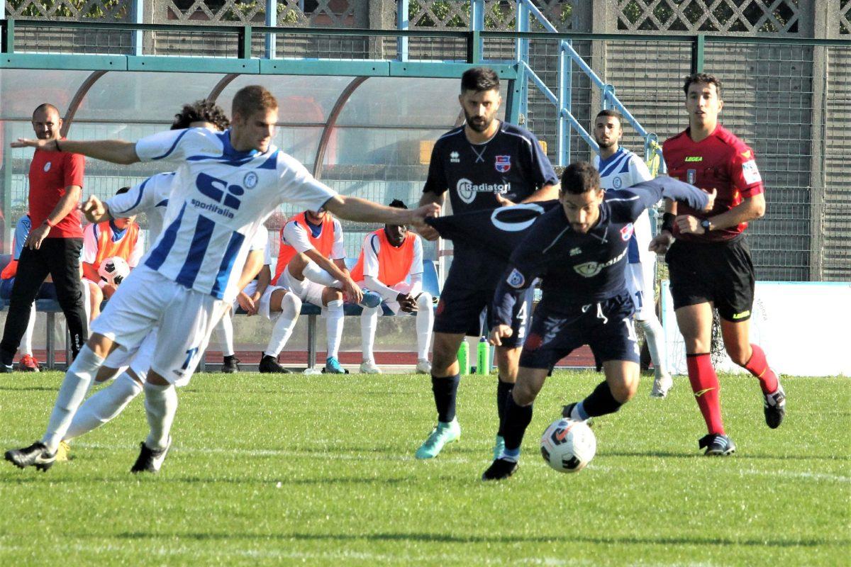 Folgore Caratese-Virtus Ciserano Bergamo (1-1): le immagini del match